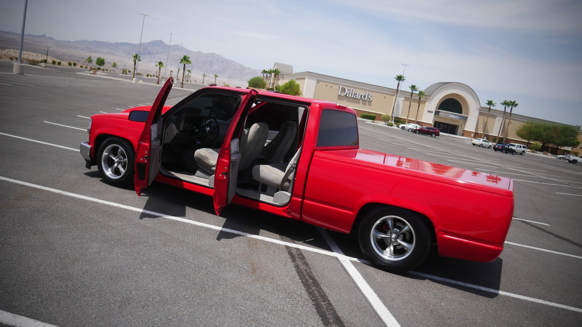 Wts Custom 1995 Chevy Crew Cab Short Bed River Daves Place Trucks