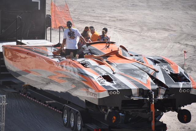 Friday SBI Key West World Finals CMS Boat Crash | River