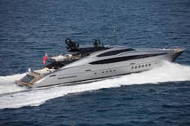 Silver Wave Yacht for Sale | 150 Palmer Johnson Yachts Monaco ...