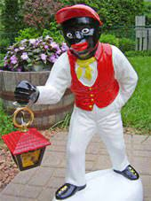 Lawn Jockeys - 2008 - Question of the Month - Jim Crow Museum - Ferris  State University