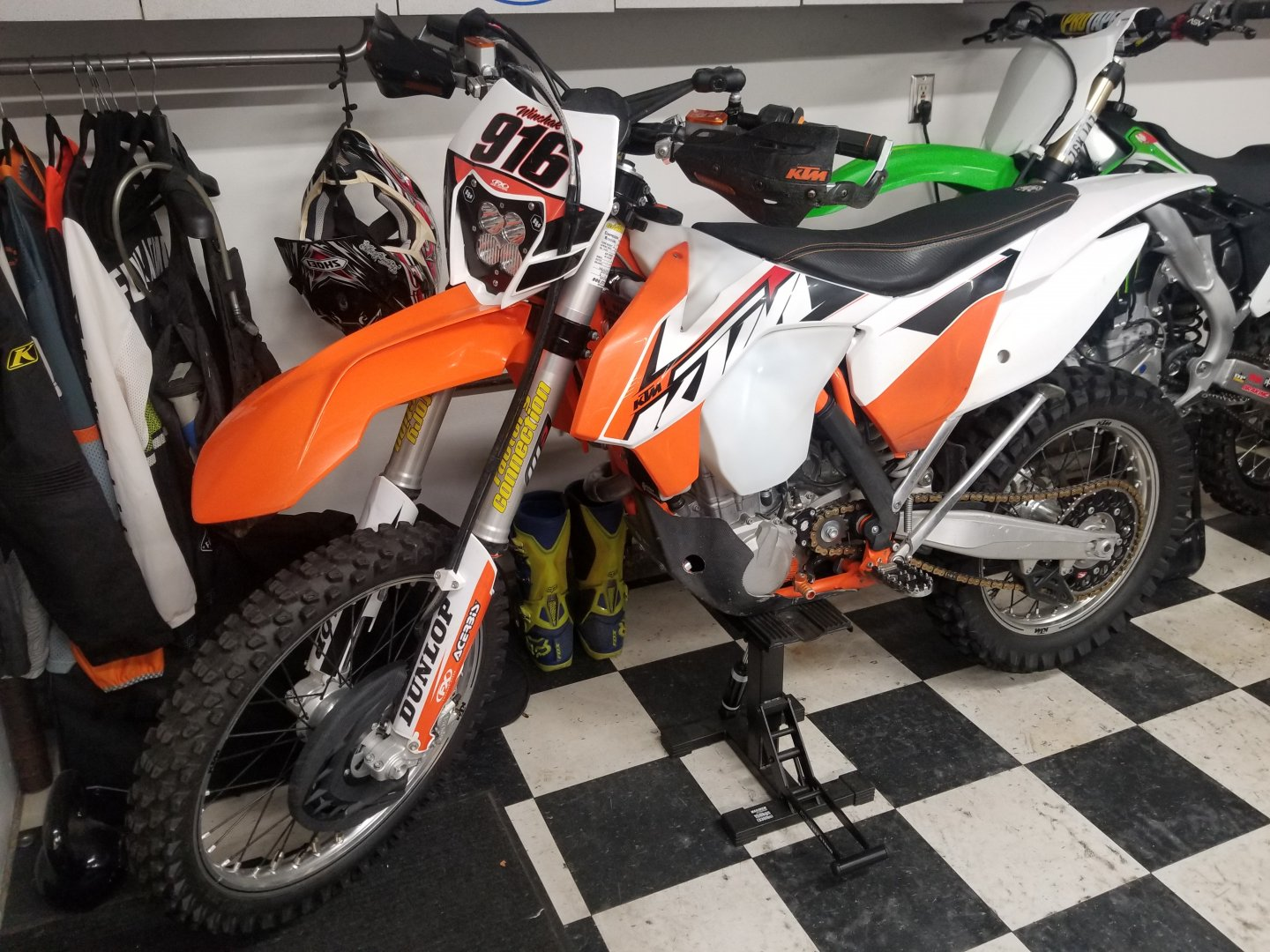 Best mods for 2018 KTM 500 EXC-F | River Daves Place