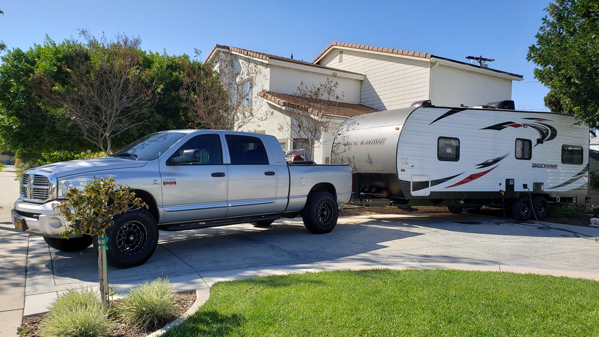 2019 Ram 2500 Lift River Daves Place