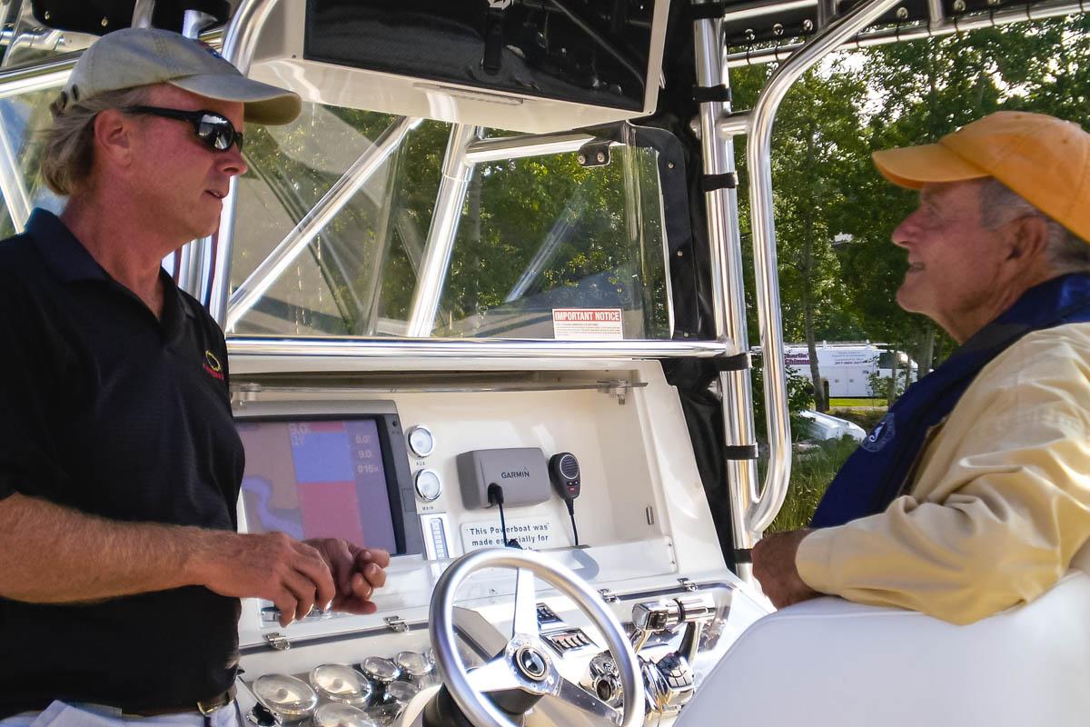6 Alden Thornton and President Bush  7-4-2010_web_size.jpg