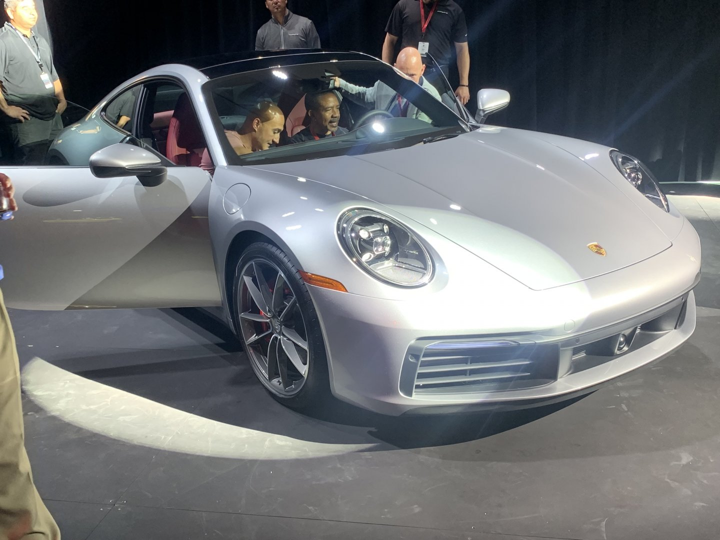 The New 2020 Porsche 911 The 992 River Daves Place