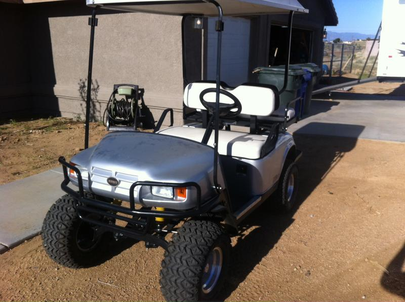 89    ezgo governor adjustment 4 strokes golf cart