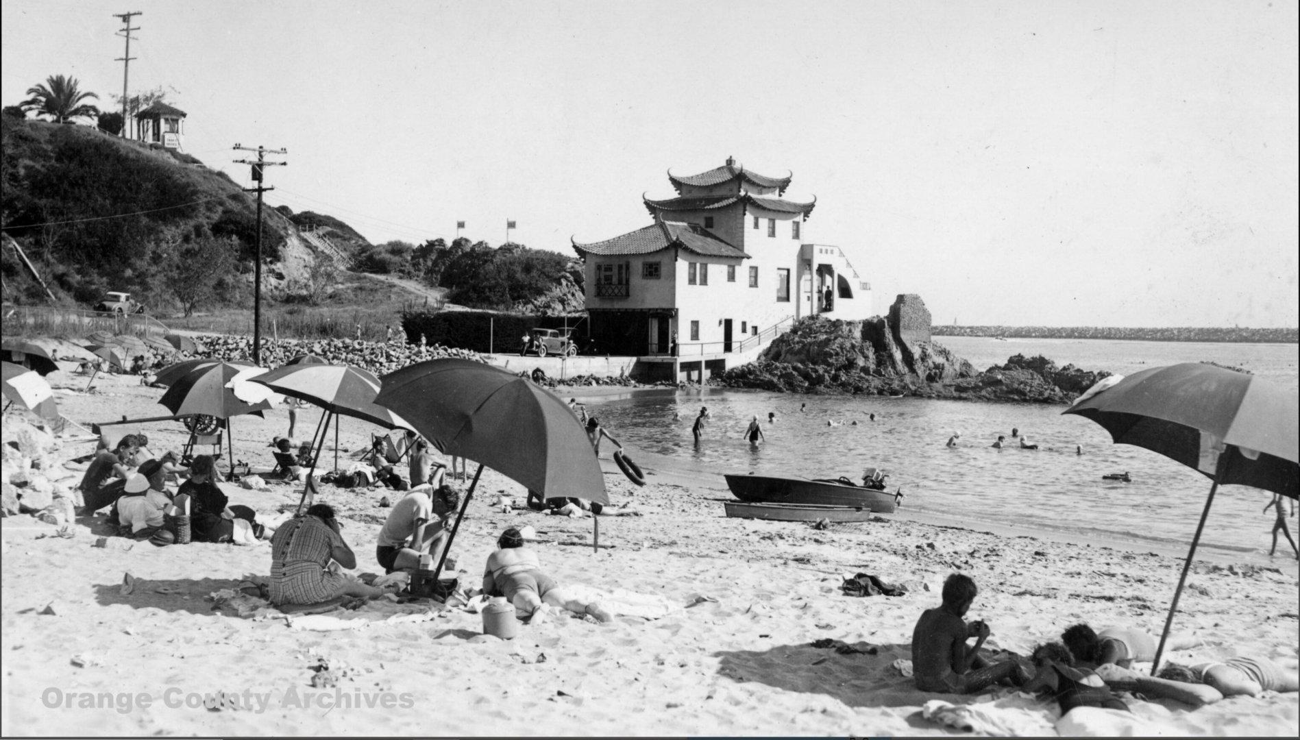 China Cove 1930's.JPG