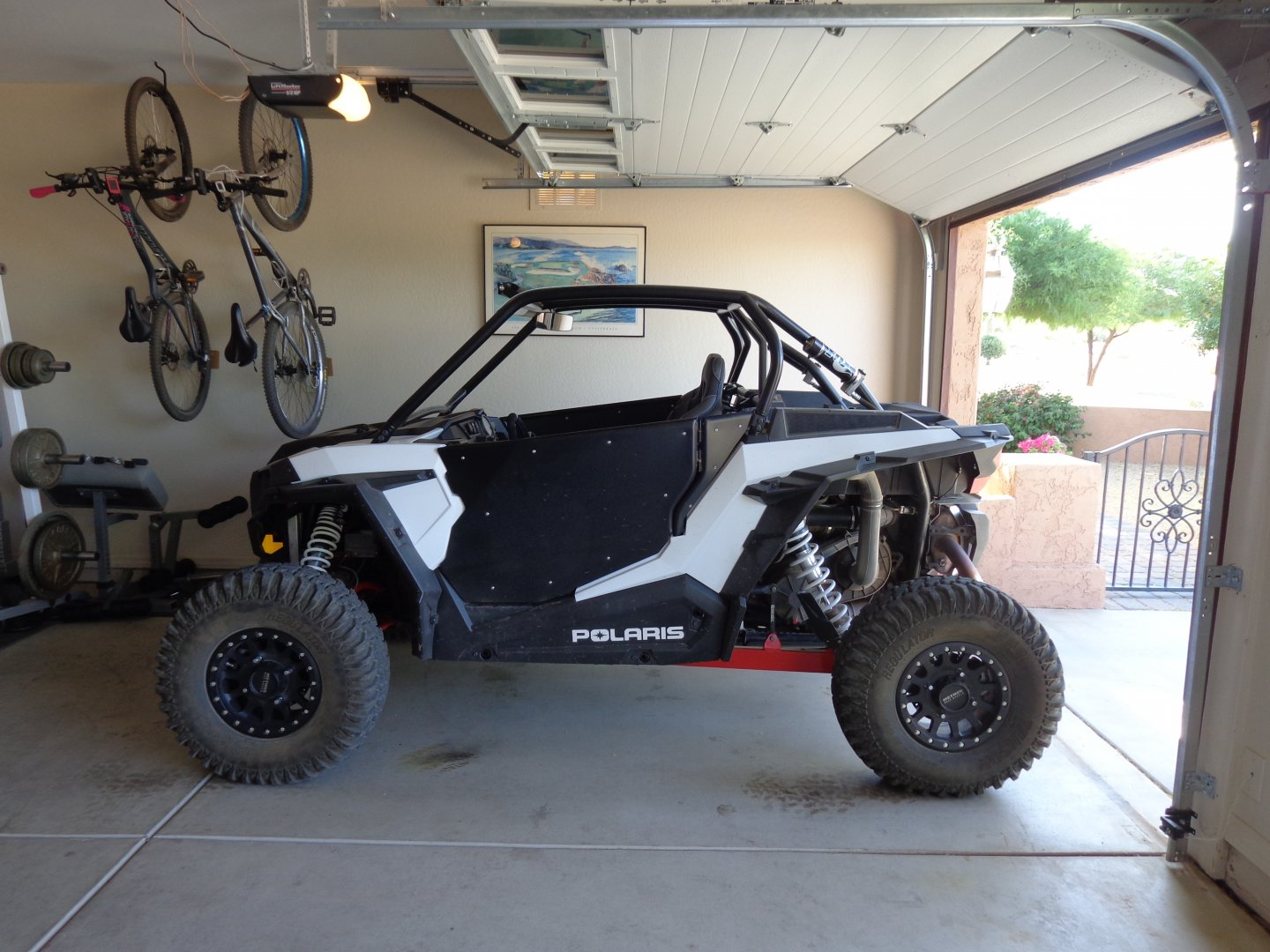 2014 RZR 1000 42 hours and 458 miles | River Daves Place