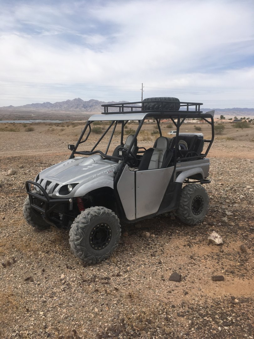 My be looking a couple of 2012-2014 RZR 4 900 - anything to