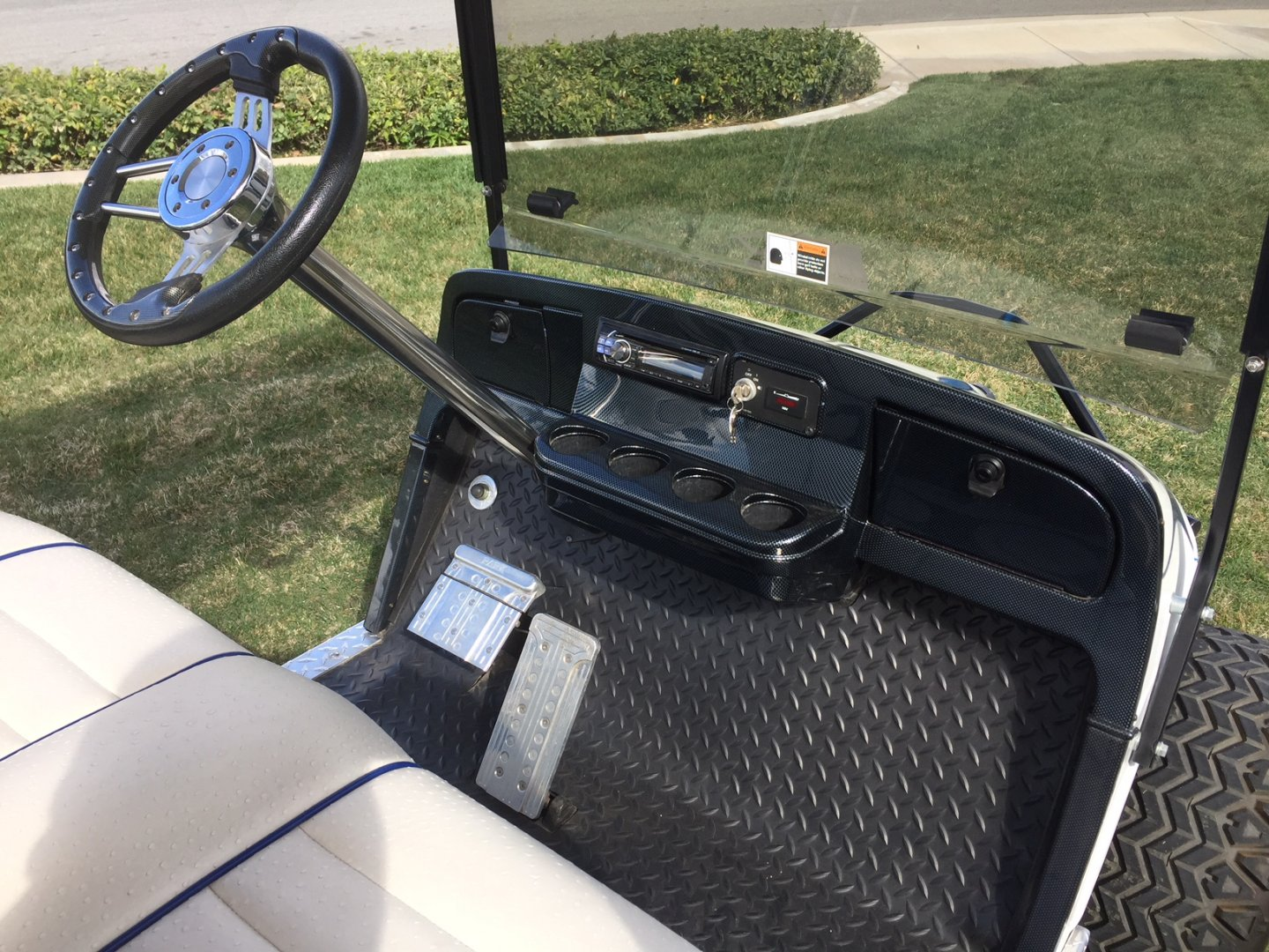 Custom Golf Cart For Sale | River Daves Place