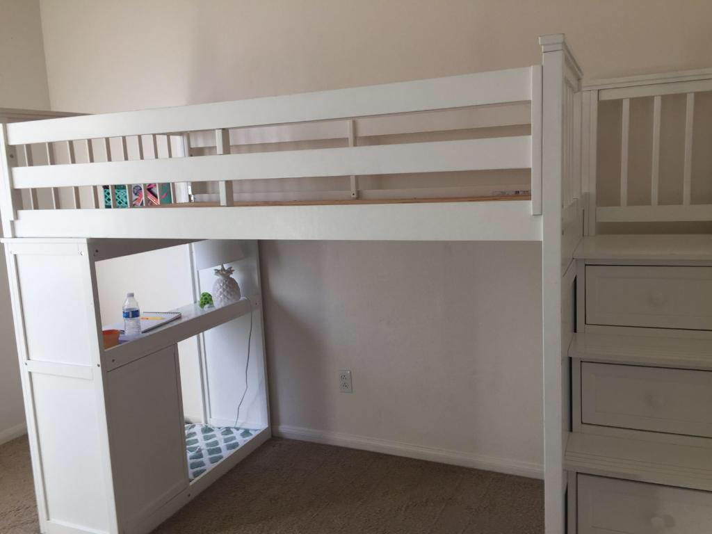 Wts Kids Pottery Barn Bunk Bed River Daves Place
