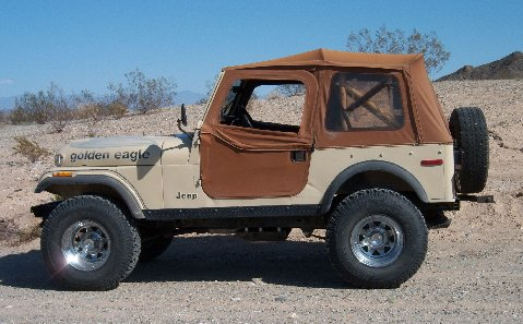 1978 Jeep Golden Eagle 304 V8, Turbo 400, Rare Quadra Track