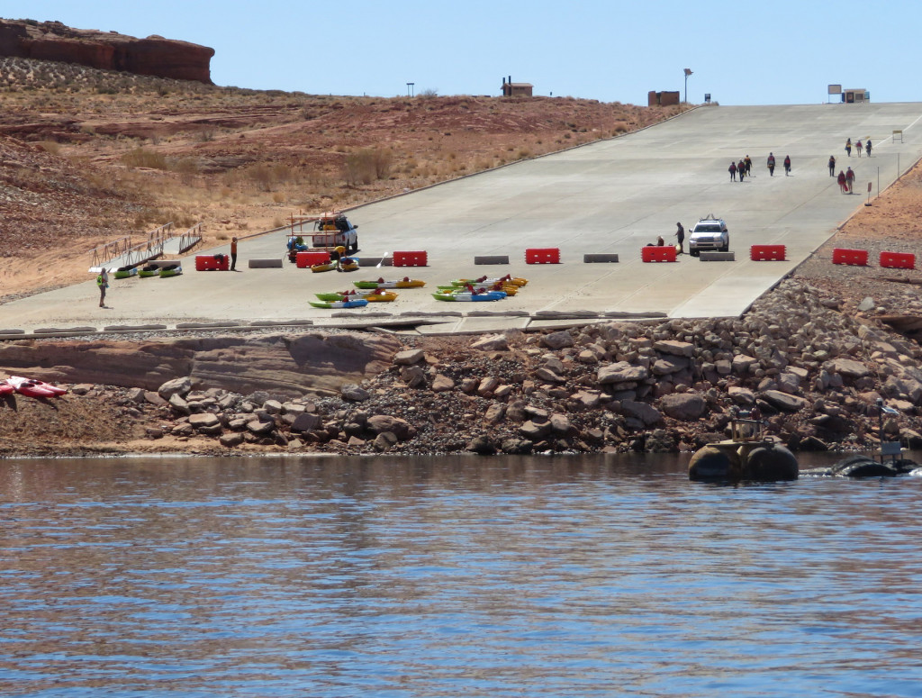 Lake Powell low water dry launch ramp.jpg