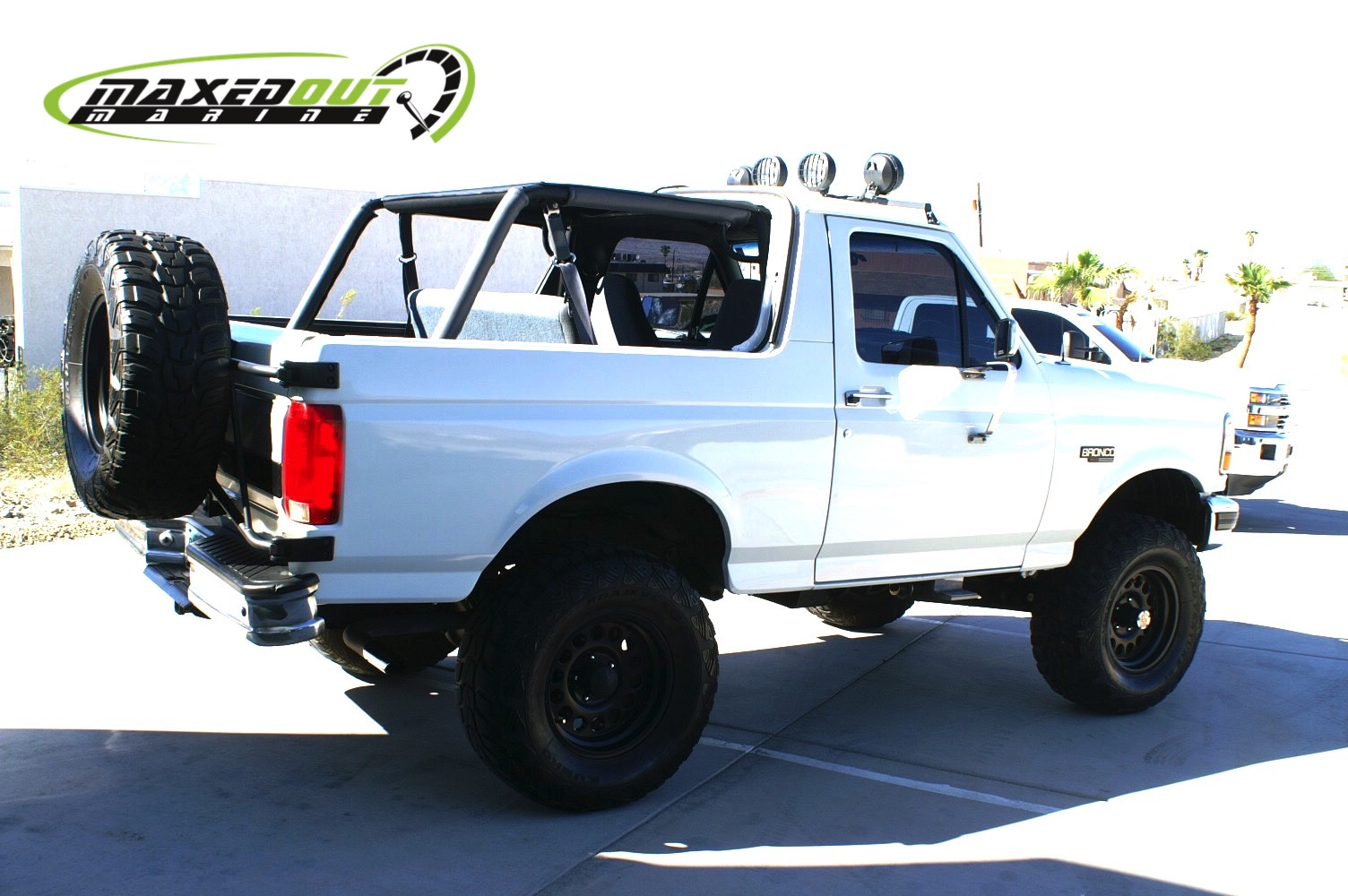 1993 Ford Bronco 4x4 4 Lift 5 8l River Daves Place