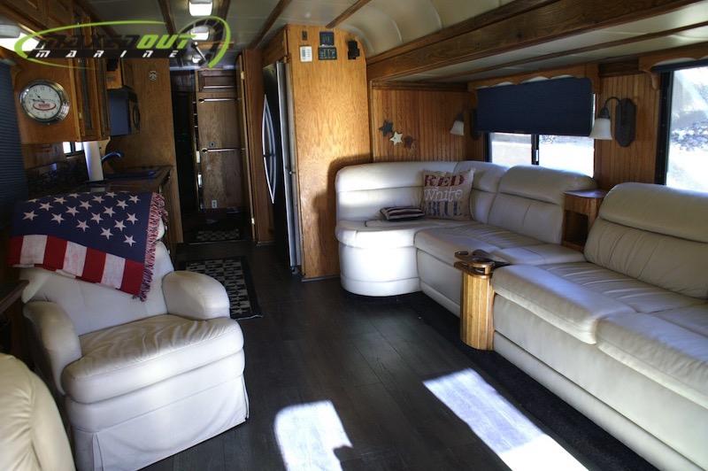 1970 Silver Eagle Bus/RV Conversion  12' Slide Out!! | River