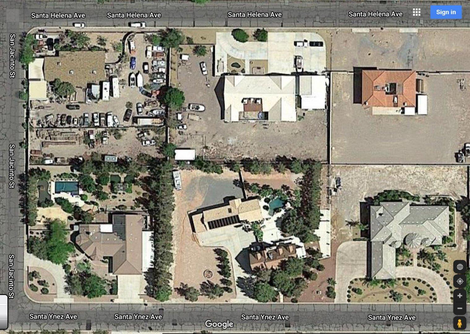 San Jacinto and Santa Helena Ave Henderson NV.JPG