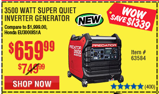 let's talk portable generators    | Page 3 | River Daves Place