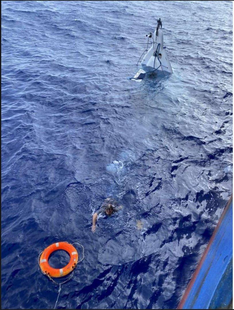 Stuart Bee Sting Ray Sea Ray.JPG