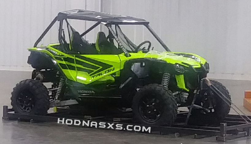 New Honda sxs | River Daves Place