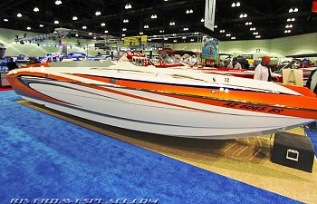 Howard Boats - Los Angeles Boat Show 28 Sport Deck and 28 SDS Part 1