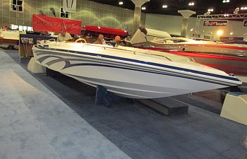 Advantage 21 SR Boat Show Review