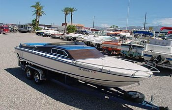 Boat Brokers Featured Friday Boats and a 325,000 HotRod?