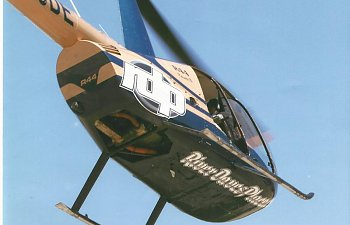 Want to ride in the RDP Helicopter at Desert Storm?  YOU CAN!