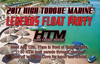 2017 HTM Float Party - Parade & Pirates!