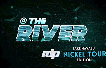 At the River Episode 6 is now Live!  Lake Havasu Nickel Tour part 3!