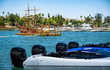 Outboard Church Meet at Pirate Cove - June 2019