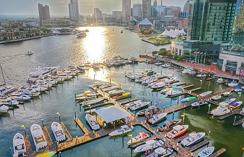 First-Ever Rockin' The Harbor Poker Run Brings Boating Bling Back to Baltimore - Part One