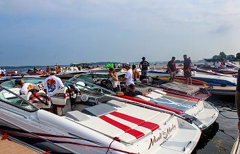 Third Annual 1,000 Islands Charity Poker Run  A Memorable Mix of Waves and Wishes - Part Two