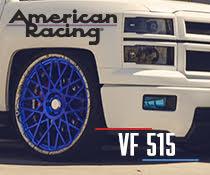 American Racing - Side
