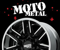 Moto Metal - Side